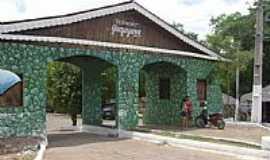 Barra do Corda - Balne�rio Guajajara, por J�nia Pires.