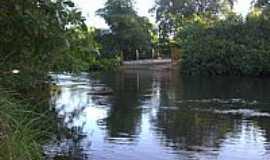Barra do Corda - Rio Corda, por J�nia Pires.