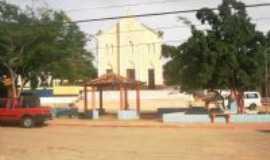Barro Duro - igreja , Por Ribamar Paz