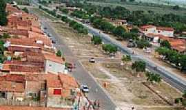 Bela Vista do Maranhão - Avenida São José-Foto:DERLEON DE JESUS PER…