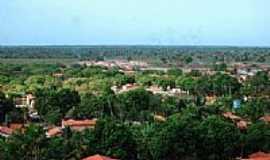 Bela Vista do Maranhão - Vista do centro e Vila Aguiar-Foto:DERLEON DE JESUS PER…