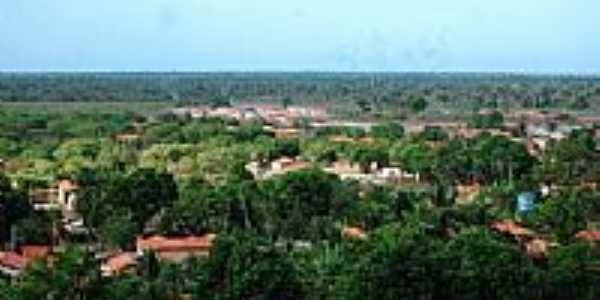 Vista do centro e Vila Aguiar-Foto:DERLEON DE JESUS PER…