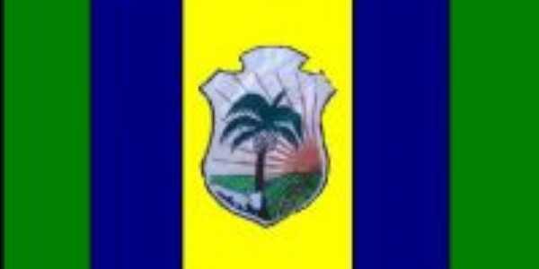 Bandeira da cidade de Benedito Leite, Por Fernando