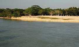 Boa Vista do Gurupi - Boa Vista do Gurupi-MA-Margens do Rio Gurupi-Foto:www.connhecer.tur.br