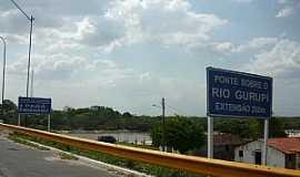 Boa Vista do Gurupi - Boa Vista do Gurupi-MA-Ponte sobre o Rio Guurupi-Foto:Márcio Jorge