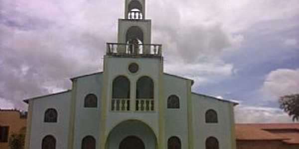 Boa Vista do Gurupi-MA-Paróquia de N.Sra.do Perpétuo Socorro-Foto:jose-raimundo