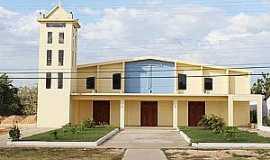 Bom Jardim - Bom Jardim-MA-Nova Igreja Matriz-Foto:www.agorasantaines.com.br
