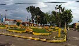Bom Jardim - Bom Jardim-MA-Praça José Sarney-Foto:Adriano Barros