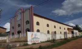 Bom Jesus das Selvas - Igreja Evangelica, Por Luis Caiano, Walda, Renata