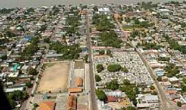 Manacapuru - Manacapuru-AM-Vista aérea da cidade-Foto:acritica.uol.com.br