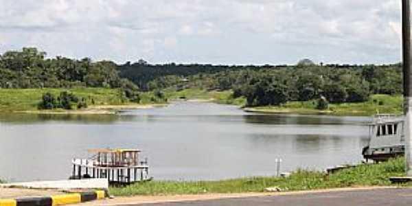 Manacapuru-AM-Orla do rio Miriti-Foto:Fritz Follmer 2