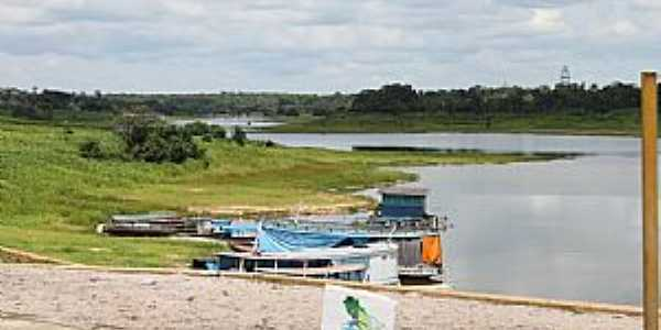 Manacapuru-AM-Orla do rio Miriti-Foto:Fritz Follmer