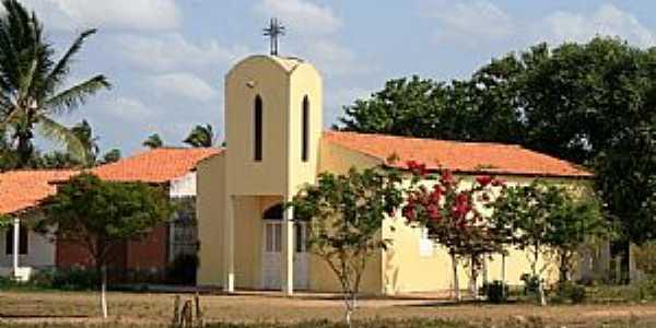 Capela em Povoado São João - Bom Lugar MA | Hans Braegelmann | Flickr