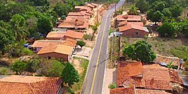 Imagens da localidade de Brejo de Areia / MA