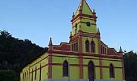 Buriti - Igreja Matriz de Buriti-Foto:buritinet