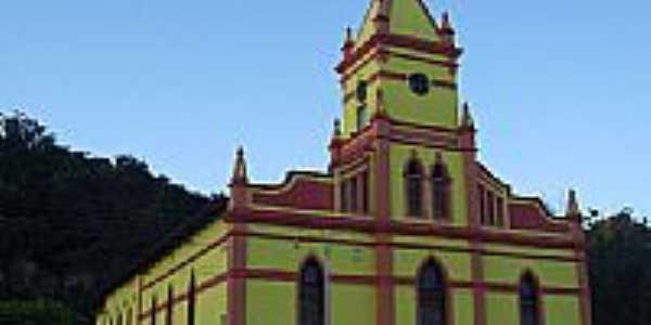 Igreja Matriz de Buriti-Foto:buritinet