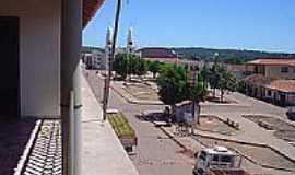 Buriti Bravo - Praça José Costa Sobrinho-Foto:Nonato Campelo