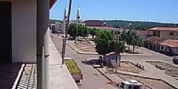 Praça José Costa Sobrinho-Foto:Nonato Campelo