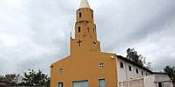 Matriz de Santa Rita de Cassia e São Francisco de Assis-Foto:Vicente A. Queiroz
