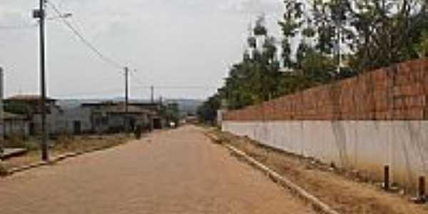 Rua em Buriticupu-Foto:Netosantos