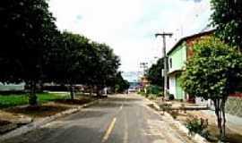 Buritirama - Rua Domingos Pereira de Castro,centro de Buritirama-Foto:JOSE WILSON
