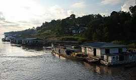 Manaquiri - Manaquiri-AM-Vista do Porto-Foto:matias Fogliacco