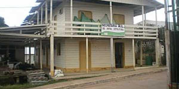Manaquiri-AM-Secretaria Municipal de Infra Estrutura-Foto:LIBERATO, A. M