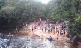 Cachoeira Grande - BALNEARIO PEROBA, Por WELITON RODRIGUES