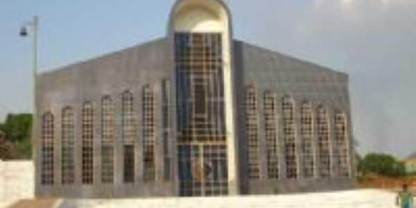 igreja catolica de campestre do ma, Por enildo oliveira