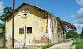 Cantanhede - Estação Ferroviária-Foto:estacoesferroviarias