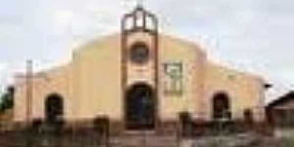 Igreja em Capinzal do Norte-Foto:palavrascruzadas