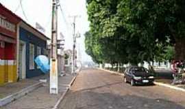 Carolina - Carolina-MA-Avenida que d� acesso ao Rio Tocantins-Foto:Nando Cunha
