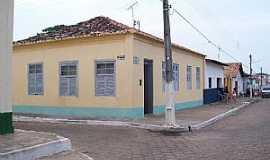 Carolina - Carolina-MA-Casario no centro da cidade-Foto:Nando Cunha