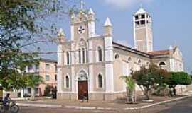 Carolina - Carolina-MA-Igreja de S�o Pedro de Alc�ntara-Foto:Nando Cunha