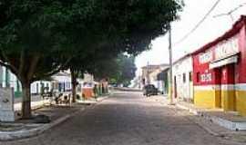 Carolina - Carolina-MA-Uma das ruas centrais-Foto:Nando Cunha