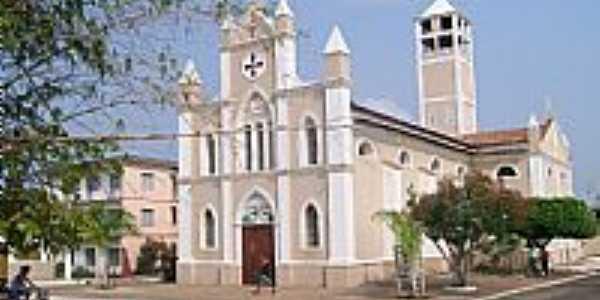 Carolina-MA-Igreja de São Pedro de Alcântara-Foto:Nando Cunha