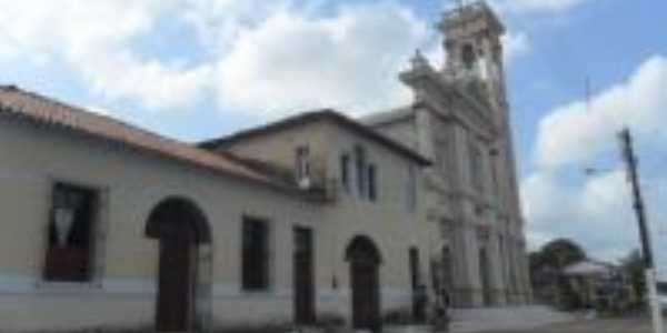 Igreja matriz de S�o Sebasti�o, Por Alda Magalh�es