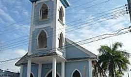 Manaus - Manaus-AM-Igreja de N.Sra.de Lourdes-Foto:Paulo Targino Moreir…