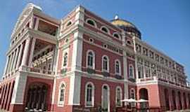 Manaus - Manaus-AM-Teatro Amazonas-Foto:Pe. Edinisio Pereira�