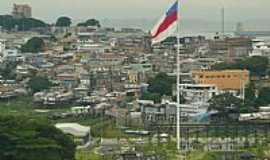 Manaus - Manaus-AM-Vista da Bandeira e parcial da cidade-Foto:Paulo Targino Moreir�