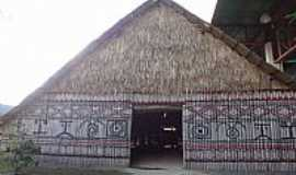 Manaus - Manaus-AM-Xapono Yanomami,Oca �ndigena,Centro Cultural dos Povos da Amaz�nia-Foto:Pe. Edinisio Pereira�