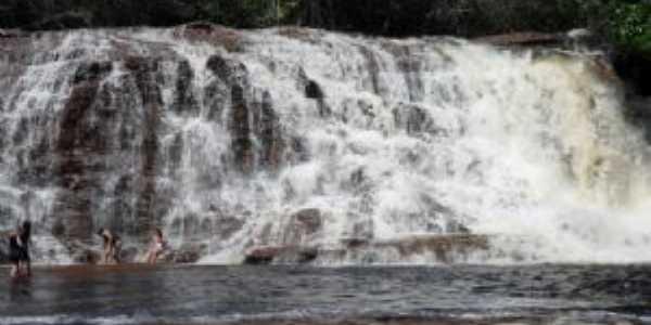 Cachoeira de Iracema, Por Lucilene Brito