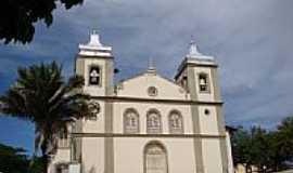 Caxias - Catedral de N.Sra.da Conceição e São José em Caxias-Foto:Vicente A. Queiroz