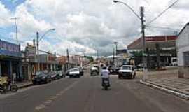 Caxias - Caxias-MA-Av.Nereu Bitencurt no centro-Foto:Jose Wilson