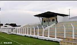 Caxias - Caxias-MA-Cabine de Imprensa e Rádio do Estádio Duque de Caxias-Foto:Jose Wilson