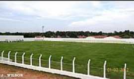 Caxias - Caxias-MA-Gramado do Estádio Duque de Caxias-Foto:Jose Wilson