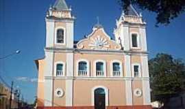 Caxias - Caxias-MA-Igreja de São Benedito-Foto:Victor Lourenço