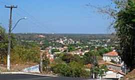 Caxias - Caxias-MA-Ladeira e vista parcial da cidade-Foto:RNLatvian