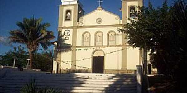Caxias-MA-Catedral de n.sra.da Concei��o e S�o jos�-Foto:Victor Louren�o