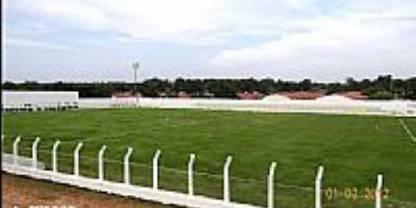 Caxias-MA-Gramado do Estádio Duque de Caxias-Foto:Jose Wilson